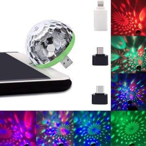Other - 5/$15 USB LED Disco light